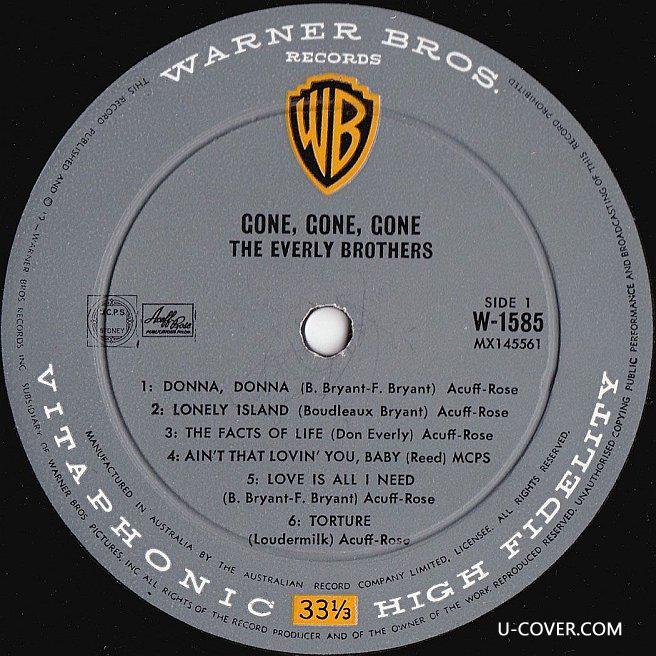 Label Warner Bros